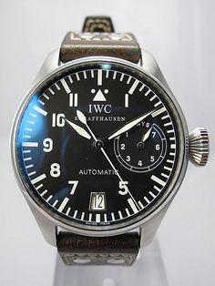 IWC Big Pilot 5002