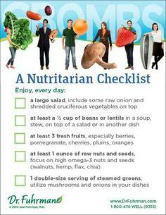 Nutritarian #vegan