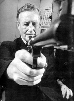 The name is Fleming, Ian Fleming.