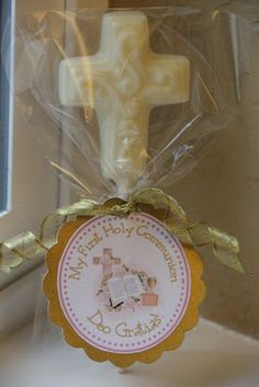 """My First Holy Communion"" Party Favors"