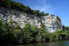 Cameron Park Cliffs,