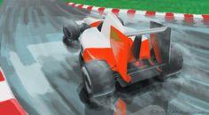 Senna's 1991 McLaren