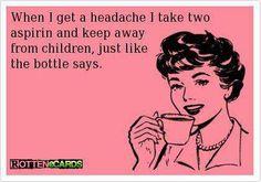 Cure for headaches