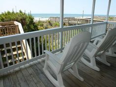 The happiest place on the planet for Elijah & Susan! - Holden Beach, NC