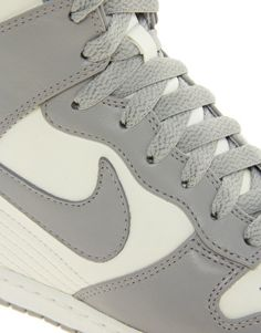 Enlarge Nike Fast Love Sky High Wedge Trainers