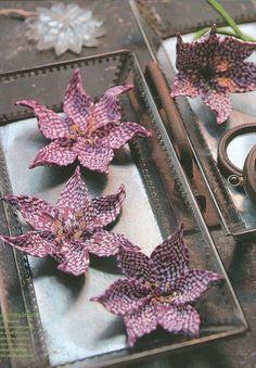 Flowers by La Fille du Consul - In Marie-Claire idées n°95