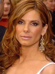Trendy Celebrity Hair Highlights