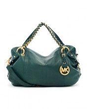$345  http://hollyrotic.mybigcommerce.com/michael-kors-tristan-medium-satchel-hunter-green-345/