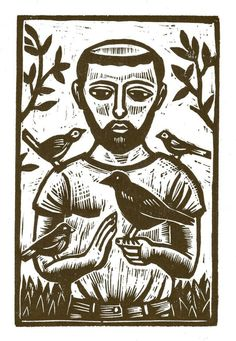 Prayer of St Francis: Lord, make me an instrument of your peace.  Where there is hatred, let me sow love;  where there is injury,pardon;  where there is doubt, faith;  where there is despair, hope;  where there is darkness, light;  and where there is sadness, joy.
