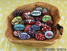 Paint On Rocks Ideas - Bing Images