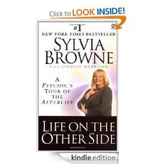 Life on the Other Side. awesome book. she's really got the gift...