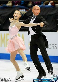 US/Russia relations beginning to thaw at Sochi.