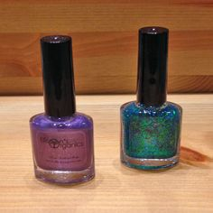 'International Tour' Nail Polish by Ellison's Organics