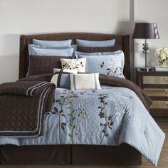 wholeHome CASUAL(TM/MC) 'Bliss Garden' 12-Piece Comforter Set - Sears | Sears Canada