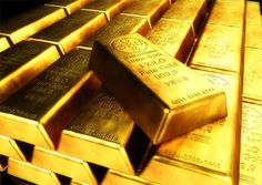 Gold Bullion Bars  -  stockrockandroll.com