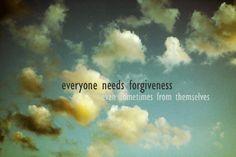 Forgiveness :)
