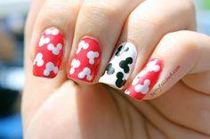 disney nails | Disney Nails 2012!