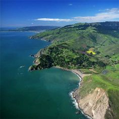 Muir Beach and the Marin Coast, near San Francisco, California, USA