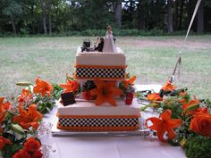 This was my wedding cake  <3