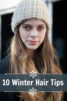 10 Winter Hair Tips You Need To Know!