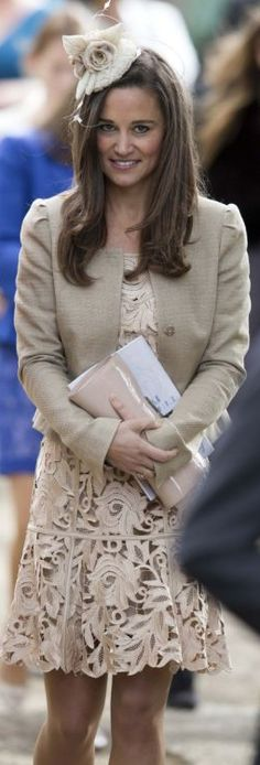 Pippa Middleton in Temperley London
