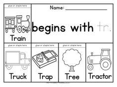 Beginning blends and digraph flip books! 23 books (19 blends and 4 digraphs).