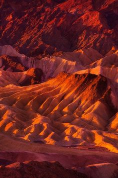 Death Valley, California, by Scotty Perkins, on 500 px.