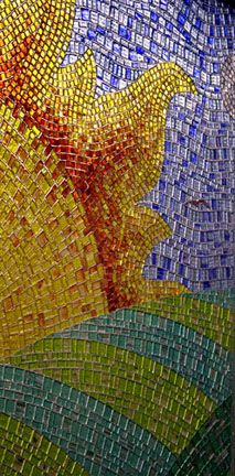 Sonia King - Mosaic Artist - Children's Medical Windows