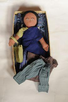 Organic Indian Doll