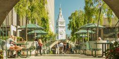 Embarcadero Center   Shopping Center   San Francisco shopping, dining and entertainment