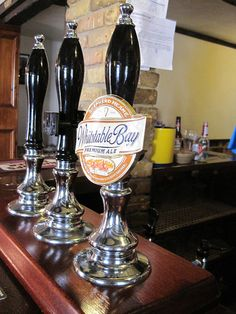 Hand pump for the Whitstable Bay IMG_3912 by tomylees, via Flickr