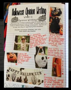 Halloween Freebies and Interactive Notebook!