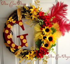 "The ""Milli"" Spring/Summer Wreath"