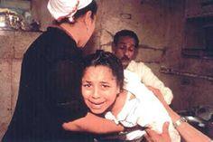 wisbenbae: Foto Brutal wanita lagi di sunat.....