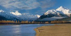 Chilkat River Valley, Haines, Alaska