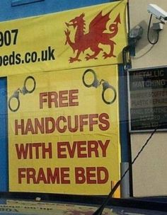 FREE HANDCUFFS