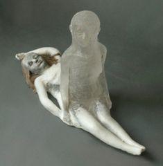 sculptures, christina bothwel, dreams, ghost, artist, sleep, place, ray ban sunglasses, kiki smith