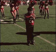 This kid is who I strive to be