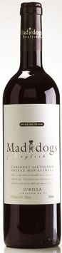 Bodegas Y Viñedos de Murcia Jumilla Mad Dogs and Englishmen (2006), a Jumilla Mourvèdre by Bodegas y Viñedos de Murcia, Even the spaniards are getting in on the act.