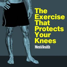 You're strong, but you're not injury proof. Add this drill to your weekly routine to safeguard your joints from pain. http://www.menshealth.com/fitness/lower-body-drill-protects-your-knees?cid=soc_pinterest_content-fitness_aug14_exerciseprotectsknees