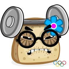Olimpíadas Londres 2012 olimpíada londr, la tostada, londr 2012