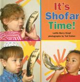 This is the sixth and final addition to the author's excellent Holiday Time series, just in time for Rosh Hashanah!
