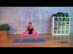 Yoga Flow Class for Beginners & Intermediate: Hips, Twists & Increasing Flexibility with Yogi Nora