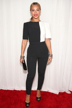 Beyonce Knowles Photo - The 55th Annual GRAMMY Awards - Red Carpet