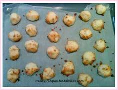 Kids Cooking Recipes | Easy Coconut Macaroons