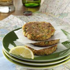 #tasteofhome #easterdinner  Sweet Potato Crab Cakes