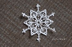 Snowflakes! Tutorial and Inspiration