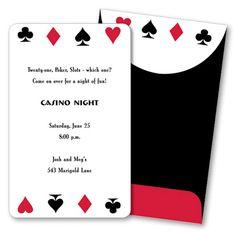 Casino Royale Party Invitations Uk More Plasmid Slots Bioshock