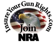 NRA...lifetime member!