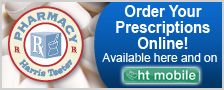 Order your prescriptions online. Does it get any easier?
